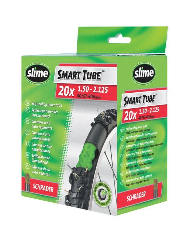 SLIME  dviračio kamera su hermetiku 20x1.5-2.125