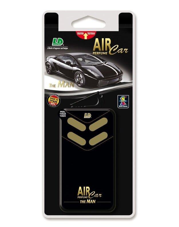AIR CAR PERFUME LITLE BOX The MAN