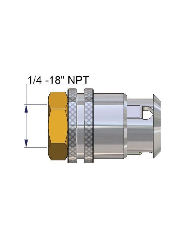 Greita jungtis-antgalis padangos pripūtimui
