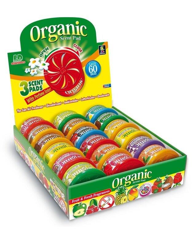 ORGANIC CAN -  MIX