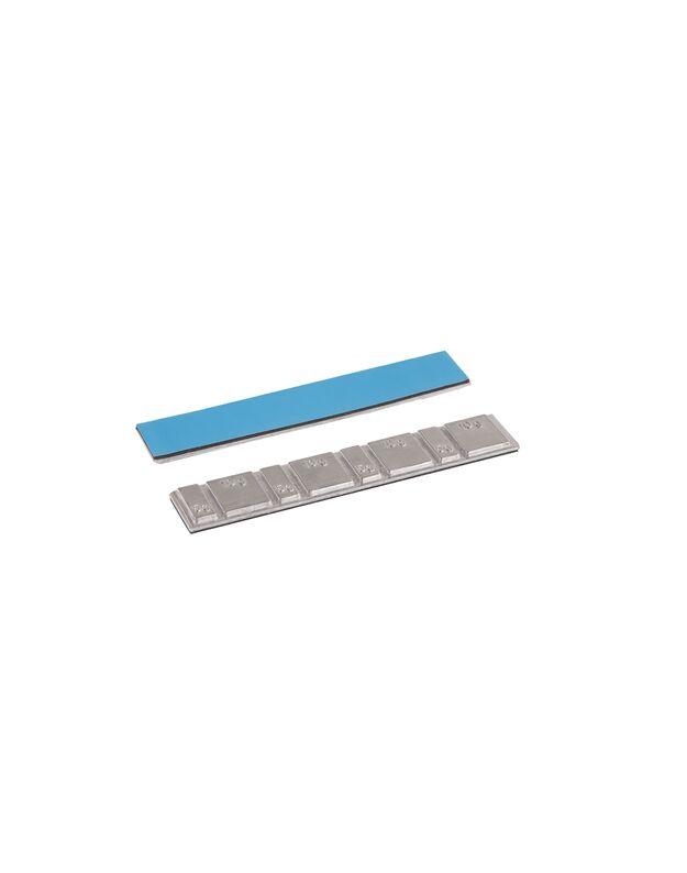 Klijuojamas svarelis 5 x 12 gr. Slim 4mm