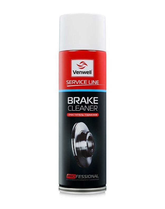Stabdžių sistemos valiklis Break Cleaner 500 ml.Venwell